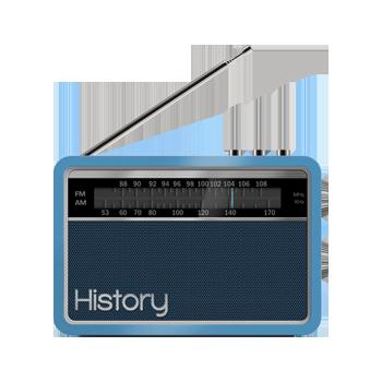 Graham Stokes, History Radio